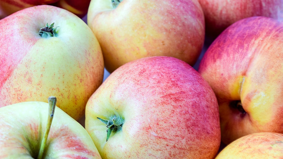 Six apple varieties from a Michigan company have been recalled.