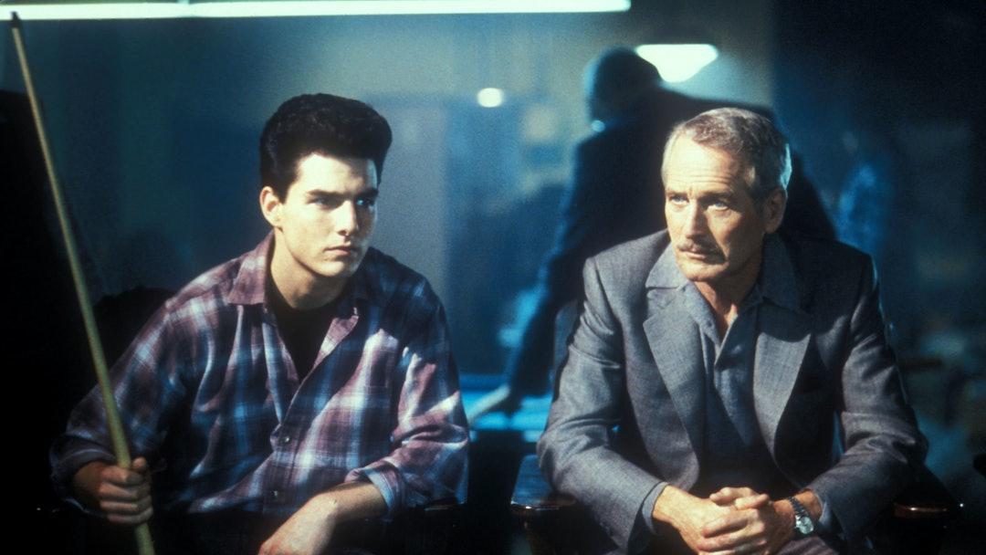 Tom Cruise, Paul Newman