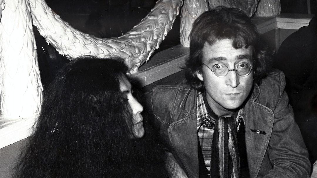 New York City 1980 John Lennon Yoko Ono