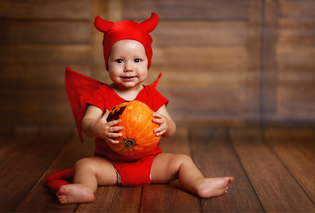 Choosing a spooky name for your baby doesn't mean they'll turn out as spooky as their namesake.