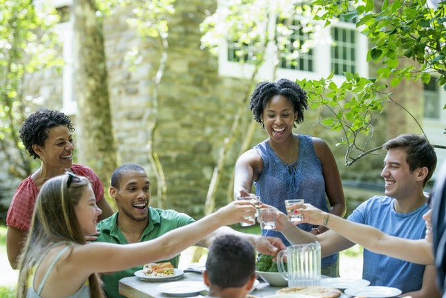 Experts say it's a sign your partner is committed and looking towards the future if they have introduced you to their family.
