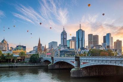 Google Trends a localisé de grosses économies dans les hôtels de Melbourne en décembre.