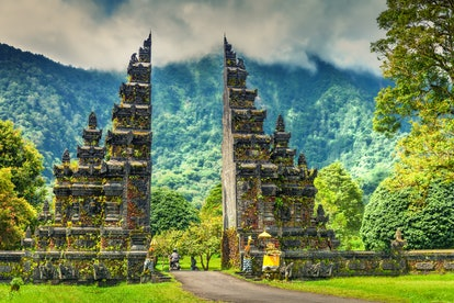 Stay in a fancy hotel in Bali for the same price as a motel at home.