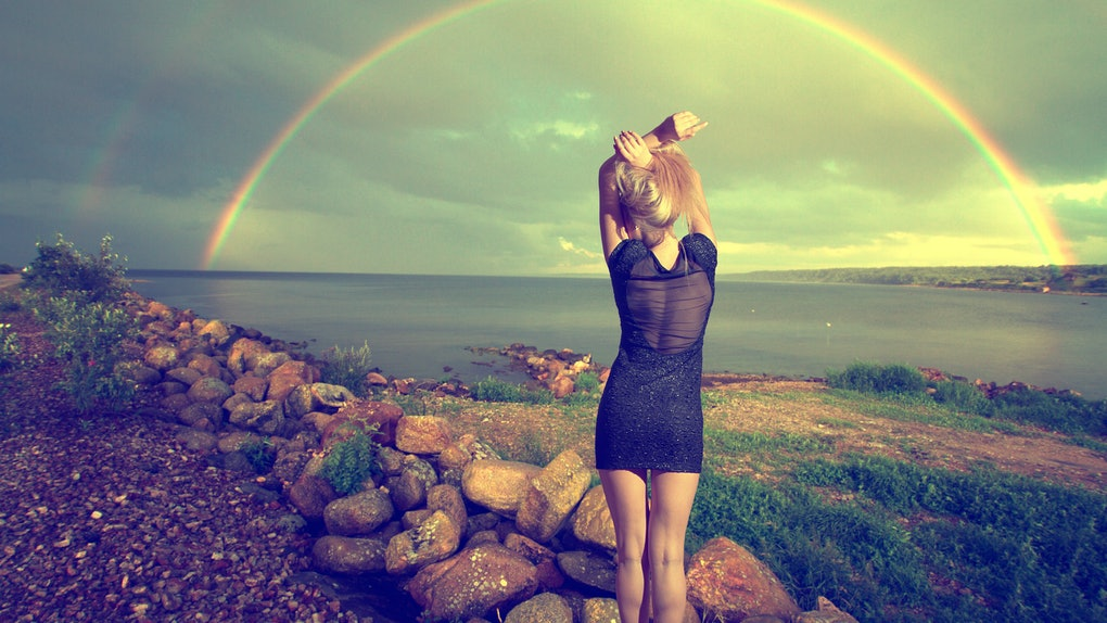 20 Instagram Captions For Your Rainbow Pics That Will Fill