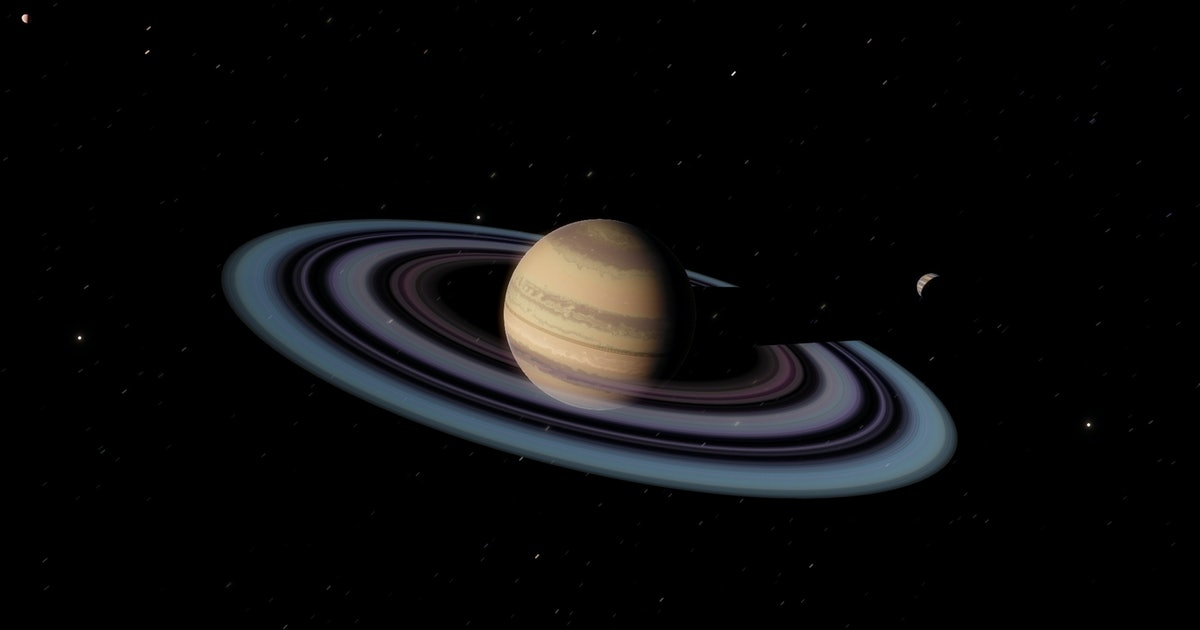 20 new Saturn moons discovered by astronomers