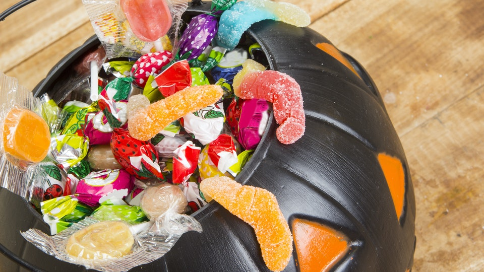 Experts say avoiding Halloween candy completely can cause your children to want it more — moderation is key.