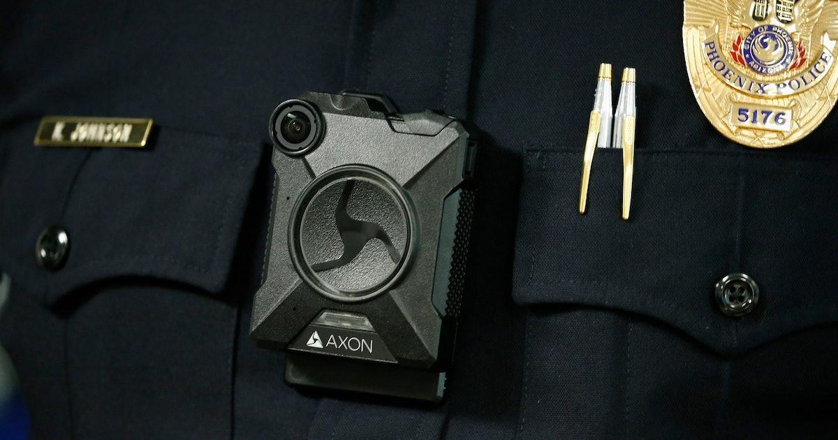 California blocks police body cameras from using facial recognition