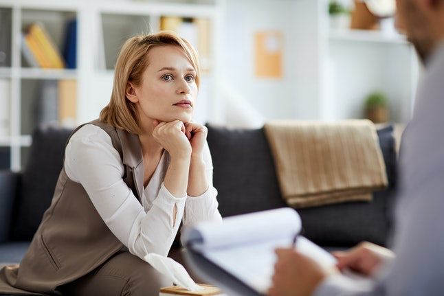 A therapist can help you change negative patterns and give you strategies to communicate more effectively with each other.