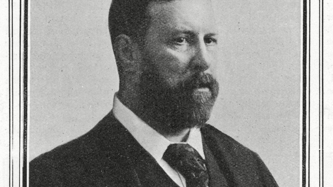 Bram Stoker Writer of 'Dracula' Etc 1847 - 1912