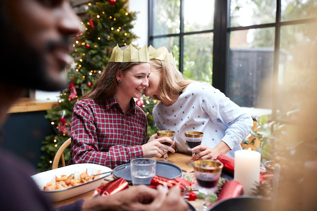You might find you enjoy your partner's traditions just as much as your own!