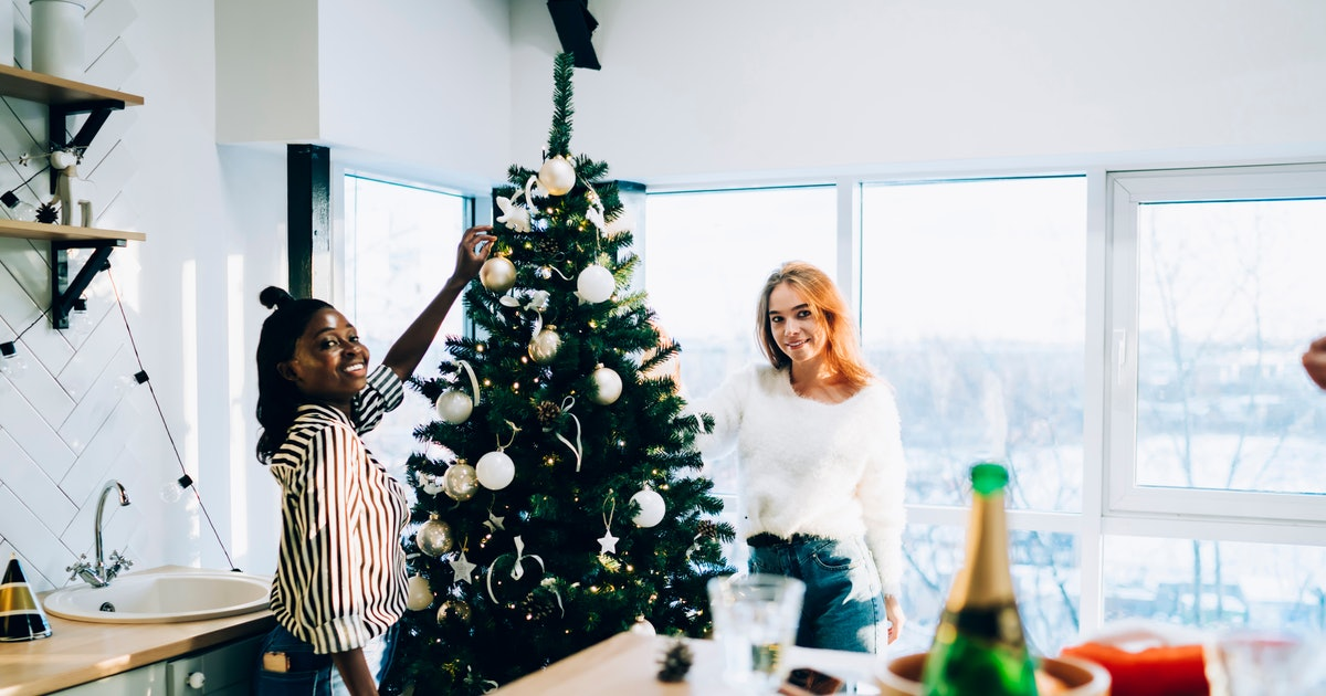 Holiday Decor To Buy With Your Partner When You Have Your Own Place