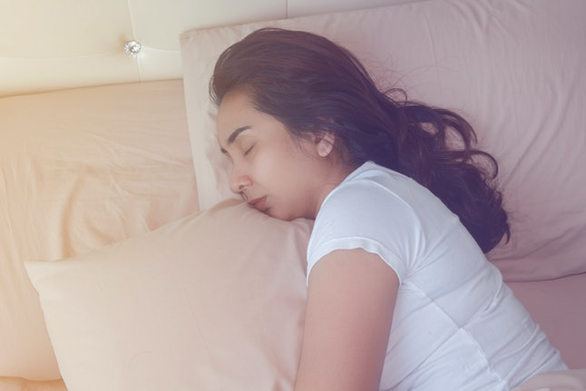Sleeping with white noise isn't a good choice for everyone, especially if you like sleeping in perfect silence.