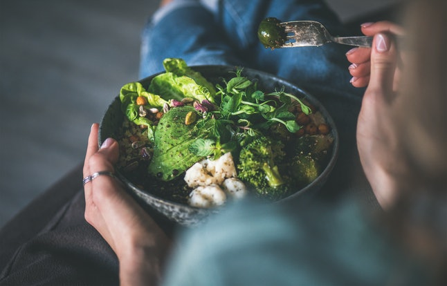 If you stop eating meat, experts say you'll have to add in other protein- and iron-rich foods to make sure you still have a balanced diet.