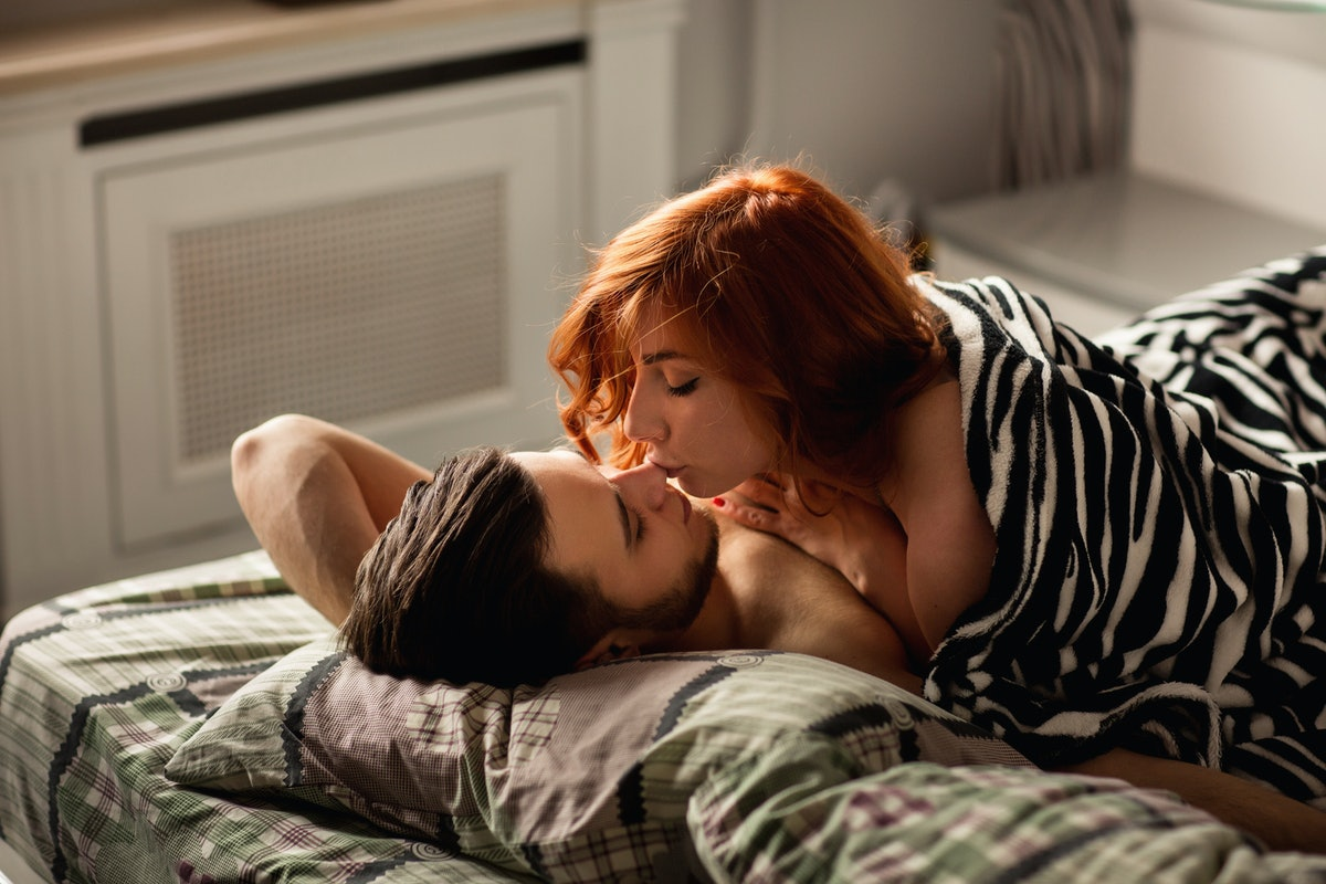 One sign your boyfriend or girlfriend is selfish in bed? They rush through foreplay.