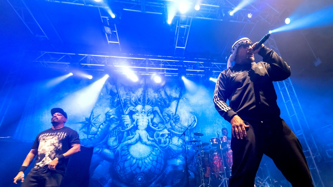 Cypress Hill - Sen Dog and B-Real