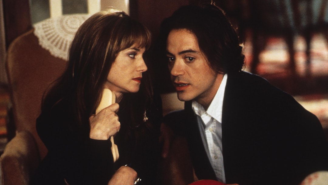 Holly Hunter, Robert Downey Jr