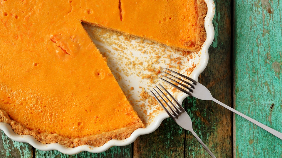Alcohol and pumpkin pie can go well together, whether you like beer, wine, or liquor.