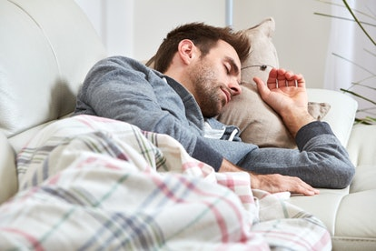 Some couples are happy to sleep separately because they find their intimate bond in other areas of their connection.