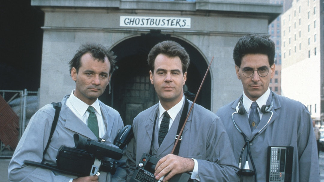 Bill Murray, Dan Aykroyd, Harold Ramis