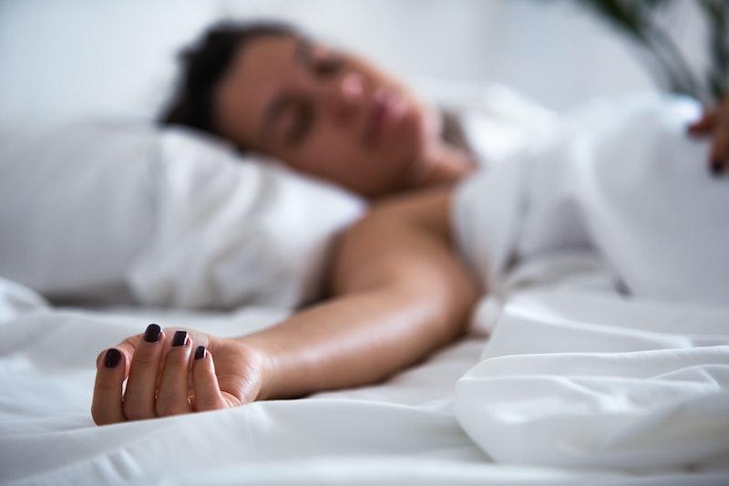 Sleep divorce is finally losing its stigma.