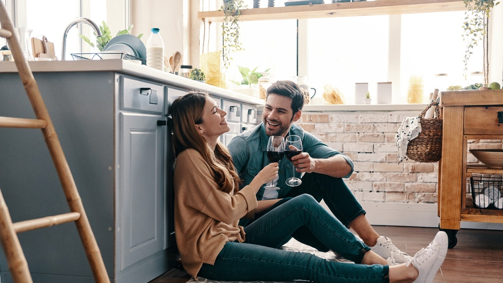 Does quarantining with your partner make your relationship stronger? Experts say yes.