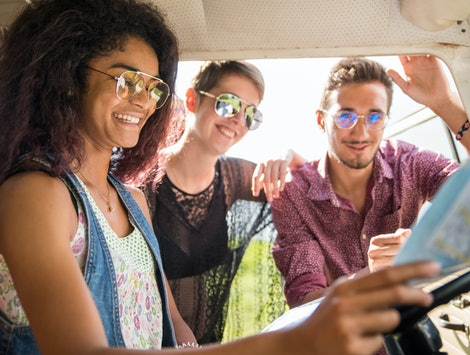 Remote group travel companies to explore if you want to work remotely.
