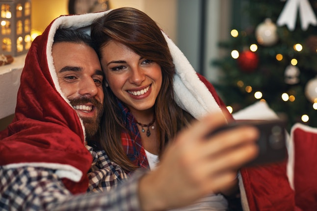 The magic of the holiday season can make you want to move a relationship much faster than it's ready for.