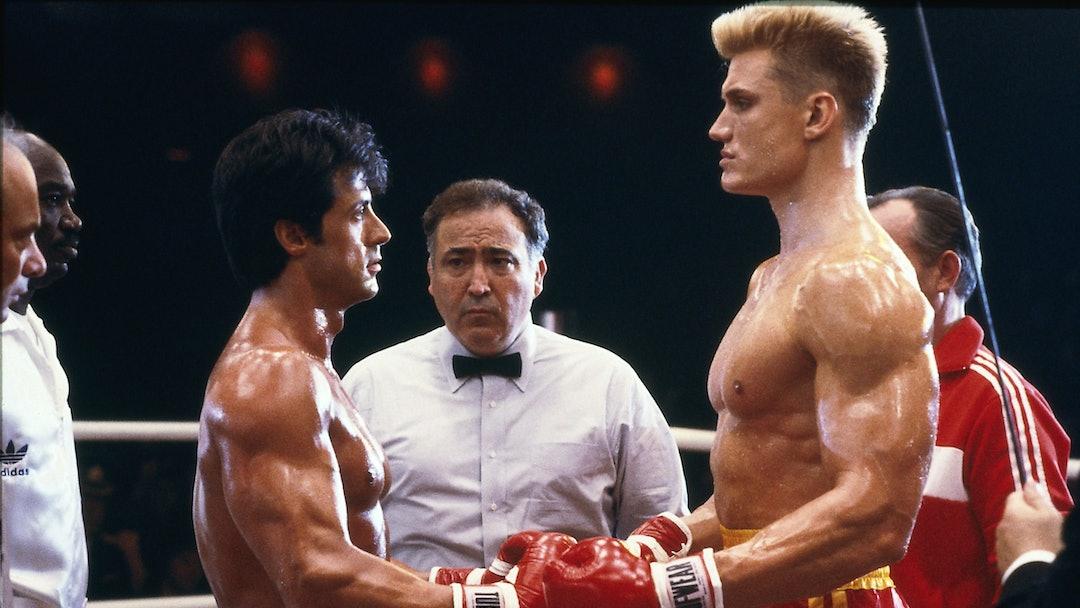 Sylvester Stallone, Dolph Lundgren