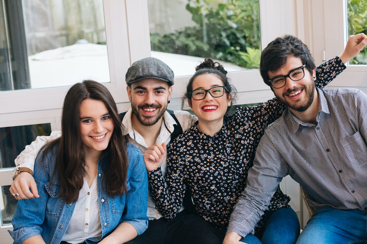 plan group dates with your partner's friends