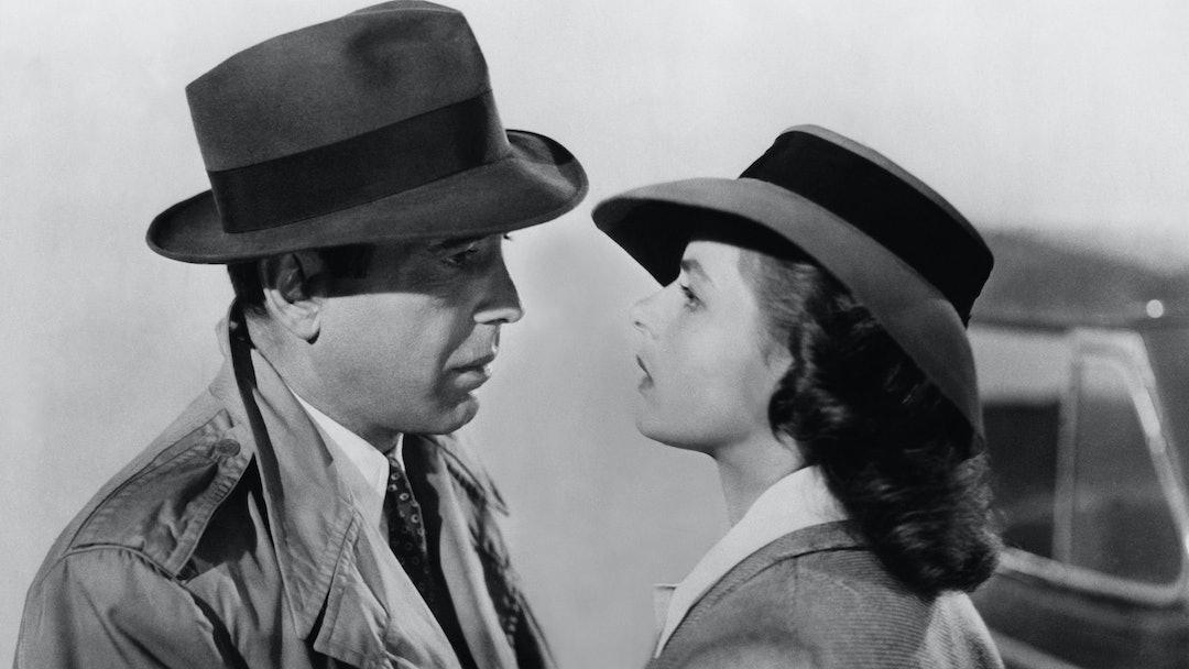 Humphrey Bogart, Ingrid Bergman