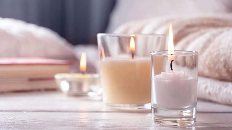 The right candle can really set the mood.