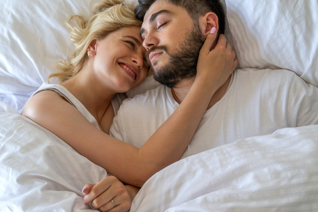 A synastry reading will reveal why you keep getting back together with the same person.