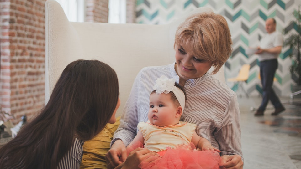 You can tell your family you need to feed the baby this holiday season by being confident and assertive.