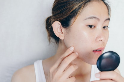 Giving up dairy may help improve skin
