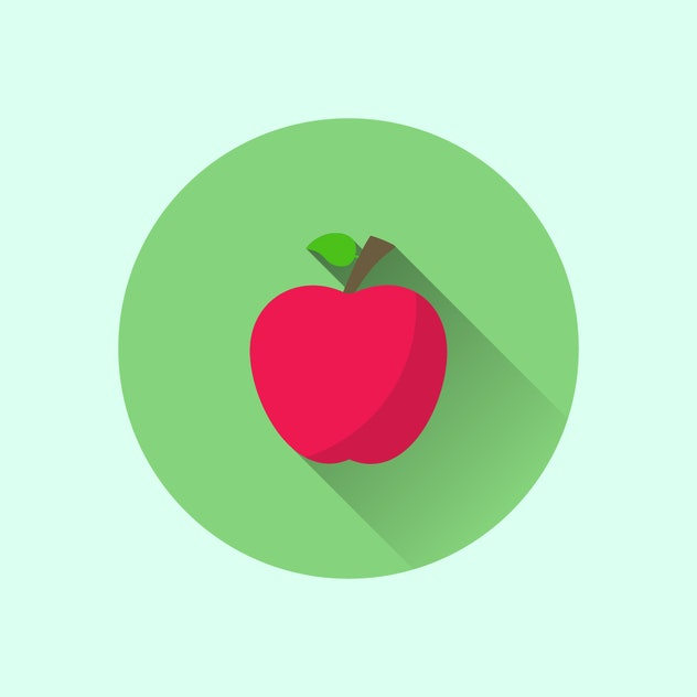 symbols in dreams that can predict that you're pregnant: an apple