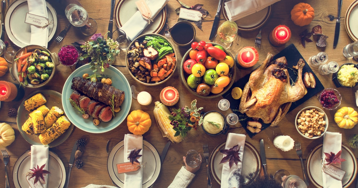 Spotify's New Turkey Timer Feature Will Make Baking Thanksgiving Dinner A Party