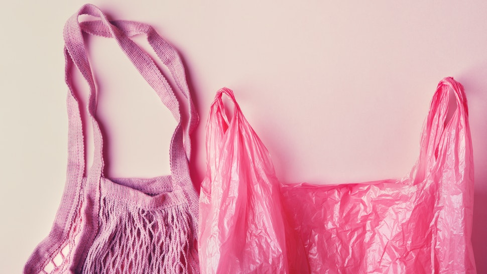 Bags for life have led to a rise in UK supermarket plastic waste