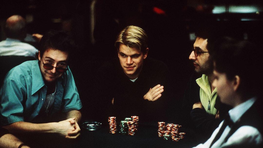 Edward Norton, Matt Damon, John Turturro