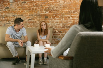 Sometimes couples therapy can help you deal with problems you struggle with on your own.