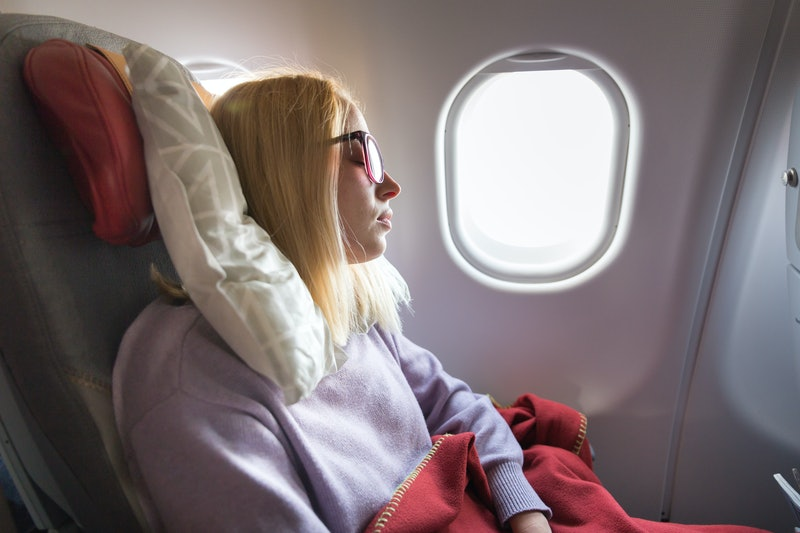 Long flights can have serious effects on your health.