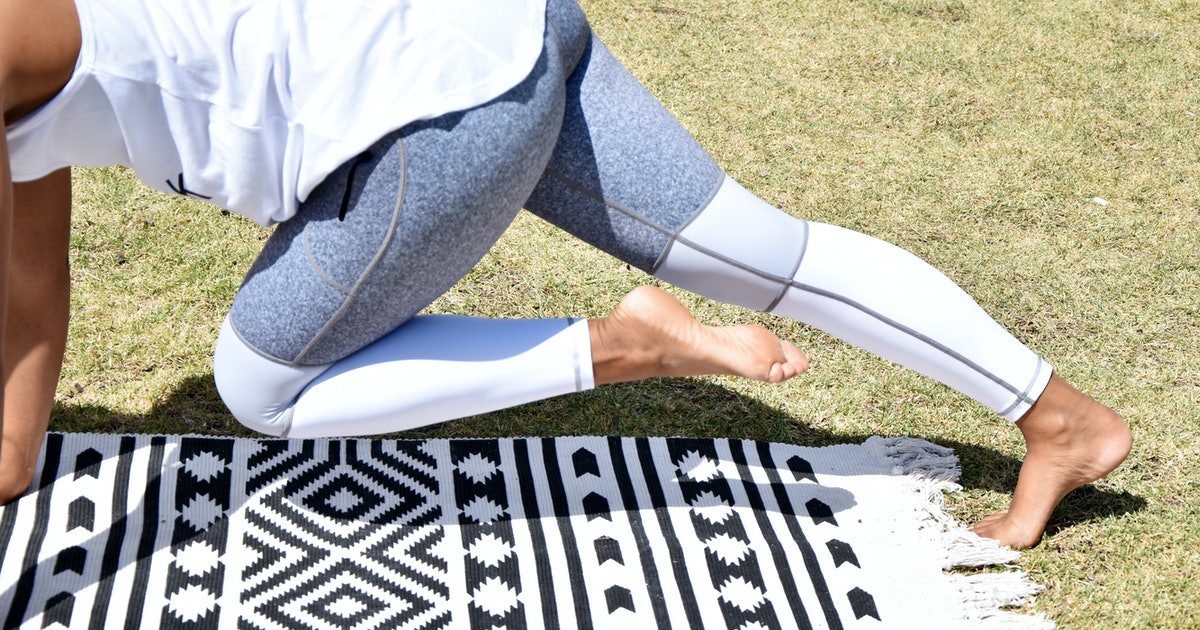 What Doing Yoga For The First Time Does To Your Body