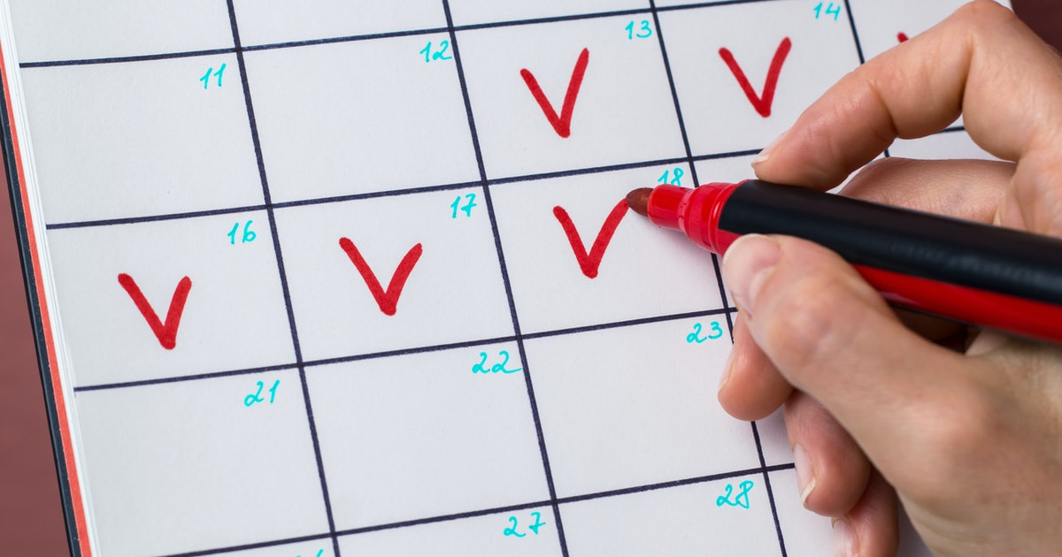 How To Track Your Menstrual Cycle If You Don't Have Periods & Need Emergency Contraception
