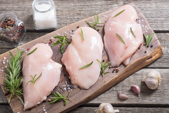 2 million pounds of chicken products were recalled Wednesday.
