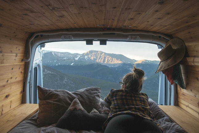 Traveling can help your mental health, some people say.