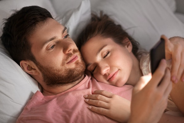 your new partner could be cheating on you with someone else