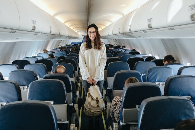 Get up and move on long flights, as much as you're permitted.