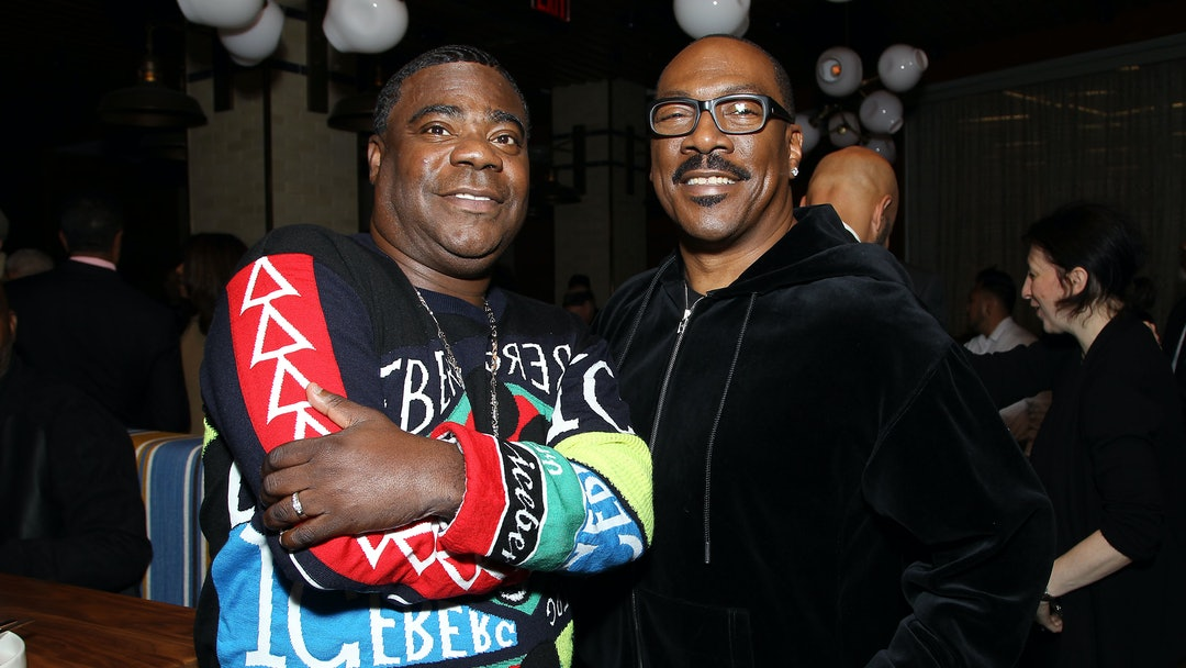 Tracy Morgan, Eddie Murphy