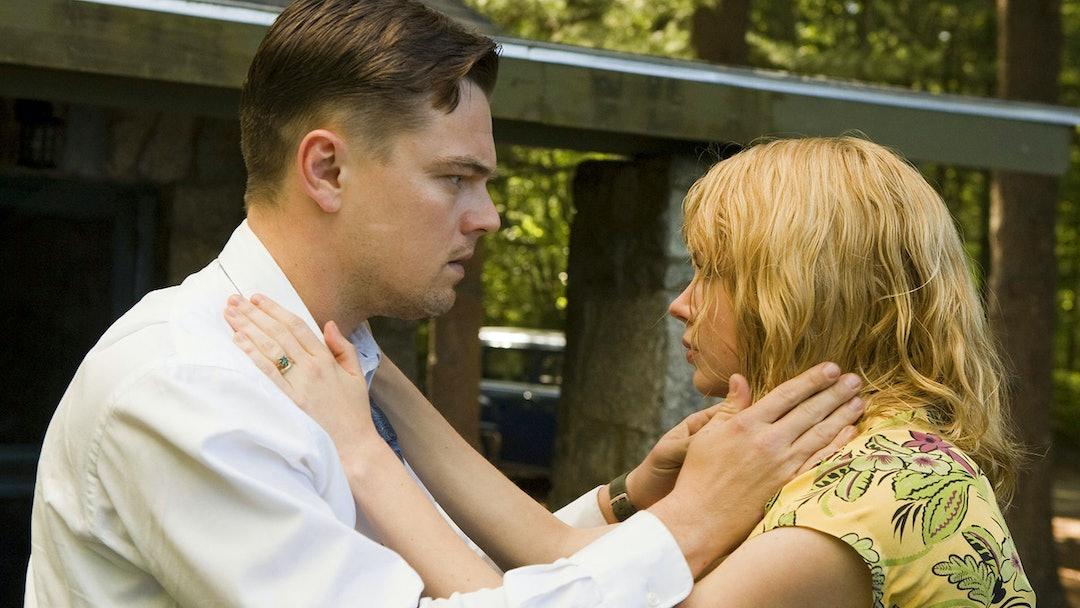 SHUTTER ISLAND (2010)  Leonardo DiCaprio, Michelle Williams