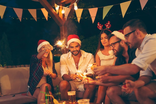 Don't want a New Year's Eve kiss? Experts say not to give into societal expectations and pressures.