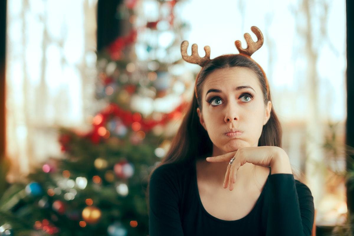 Many holiday breakup stories involve cheating.